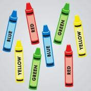 GelGems Crayons Small Bag Gel Clings
