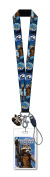 Marvel Guardians of the Galaxy Rocket Raccoon Lanyard with PVC Soft Dangle