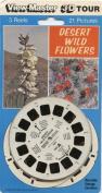 ViewMaster 3Reel Set - Desert Wild Flowers - 21 3D Images