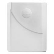 Wilson Electronics 700-2700 MHz Wall Mount Panel Antenna with F Female Connectors - Retail Packaging - White