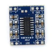 2 Channels Stereo Class D 3W Digital Audio Amplifier Mini Board DC 5V