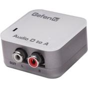 Digital to Analogue Audio Converter