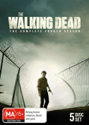 The Walking Dead: Season 4 [Region 4]