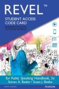 REVEL for Public Speaking Handbook -- Access Card