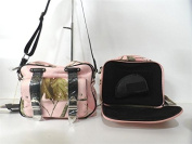 Pink Realtree Camo Camouflge Real Tree Left Right Handed Concealed Weapon Carry Hand Gun Pistol Messenger Cross Body Bag Purse Shoulderbag Handbag