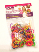 Friendship Loom Set 300 Neon Bands 12 S-clasps & 1 Knotting Tool