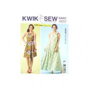 Kwik Sew Misses Dresses Pattern