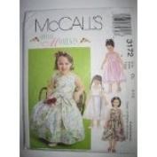 McCall's Pattern #3172 SIZE