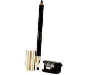 Long Lasting Eye Pencil with Brush - # 01 Intense Black (With Sharpener), 1.05g/0.037oz