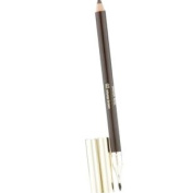 Long Lasting Eye Pencil with Brush - # 02 Intense Brown, 1.05g/0.037oz