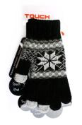Satzuma Touch Screen Gloves  - Black