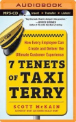 7 Tenets of Taxi Terry [Audio]