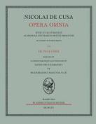 Nicolai de Cusa Opera Omnia. Volumen VII [GER]