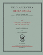Nicolai de Cusa Opera Omnia. Volumen XIII. [GER]