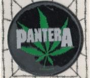 Sew PATCH - PANTERA [Music merchandise]