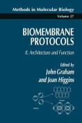 Biomembrane Protocols