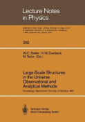 Large-Scale Structures in the Universe Observational and Analytical Methods