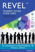 Revel for Introduction to Social Problems - Access Card