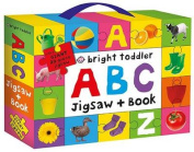 Bright Toddler Jigsaw and Book Set