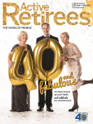 Active Retirees - 1 year subscription - 4 issues