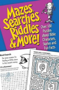 Mazes, Searches, Riddles & More