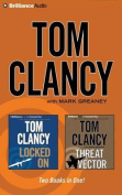 Tom Clancy - Locked on & Threat Vector 2-In-1 Collection [Audio]
