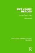 Ewe Comic Heroes