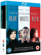 Three Colours Trilogy [Region B] [Blu-ray]