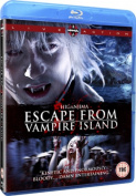 Higanjima - Escape from Vampire Island [Region B] [Blu-ray]