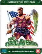 The Toxic Avenger [Regions 1,2,3] [Blu-ray]