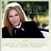 Partners By Barbra Streisand CD