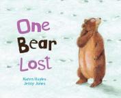 One Bear Lost (Picture Board Books) [Board book]