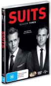 Suits Season 3  [4 Discs] [Region 4]