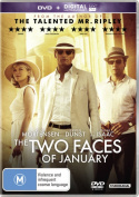 The Two Faces of January  [Region 4]