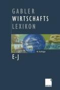 Gabler Wirtschafts Lexikon [GER]