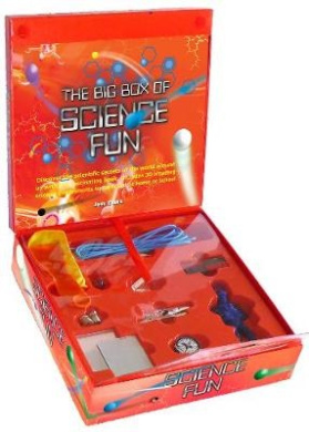 Big Box of Science Fun - Box Set: Discover the scientific secrets of the world around us with this brilliant boxed set featuring 30 amazing science experiments you can perform at home or at school (Big Box)