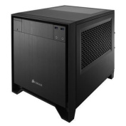 Corsair Obsidian 250D Mini ITX PC Case (No PSU) Aluminum front fascia and thick steel construction