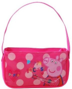 Official Peppa Pig Rocks Girls Handbag Shoulder School Bag Back To School