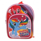 Official My Little Pony Girls Arch Backpack Rucksack Shoulder School Bag Back To School