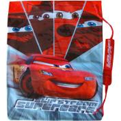 Boys Disney Pixar Cars Slipstream Supercars Popper Fastening School Sports Gym & Swimming Shoulder Bag