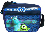 Official Disney Monsters University Boys Girls Handbag Shoulder Satchel Messenger Despatch School Bag Back To School