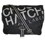 Crosshatch Designer Messenger Bag Satchel Side Bag Laptop School College Uni