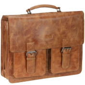 Greenland Men's Top-Handle Bag brown BROWN 0