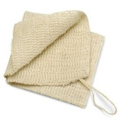 Baudelaire Sisal Wash Cloth, 1 COUNT