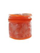 Estipharm Tubo Massage Flower Sponge - Colour : Orange