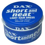 DAX Short and Neat Light Hair Dress