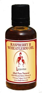 Raspberry Seed and Wheatgerm Oil