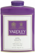 Yardley London April Violets Tin Talc