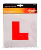 MOTOR ACCESSORIES - L PLATES MAGNETIC STRIP PAIR - PAIR