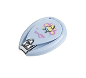 Muai Baby Nail Cutter Finger Toe Safety Boys and Girls Colours